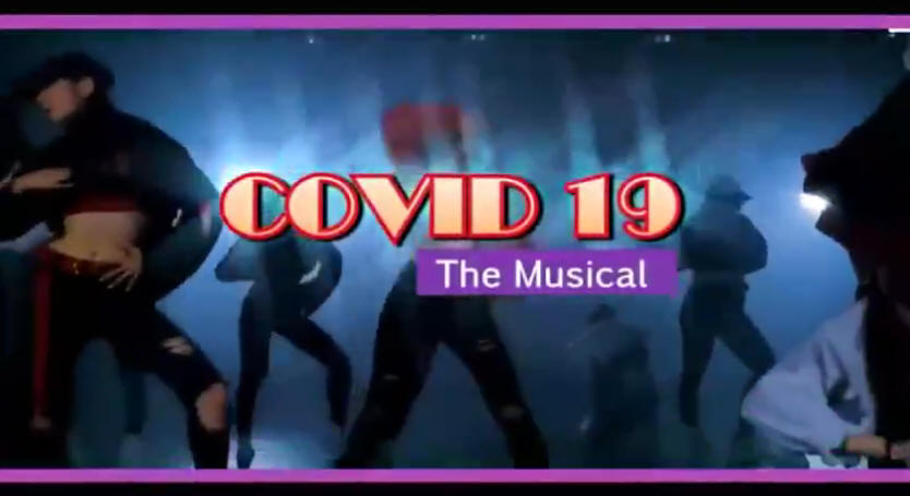 COVID 19 IS ALL THAT'S PLAYING ANY MORE THAT IS ALL THAT IS SAFE TO WATCH PLAYING ANYWHERE